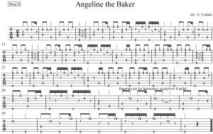 Angeline the Baker